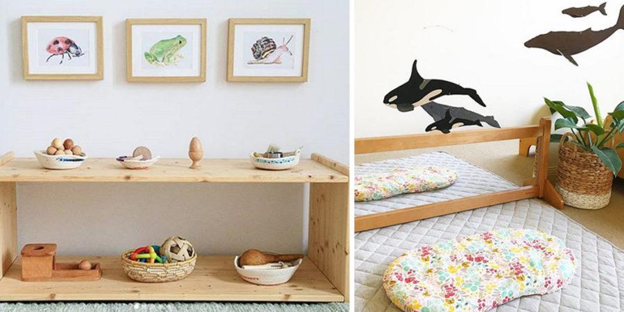 Les Nido Montessori que j\'aime sur Instagram -