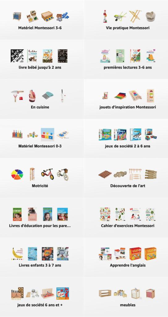 Boutique Partenaire Matériel Amazon
