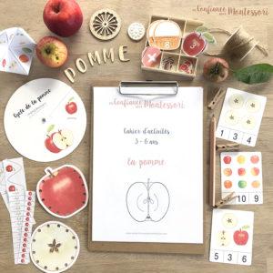 cahier activites pomme